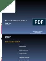 como configurar dhcp