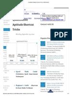 1Quantitative Aptitude Shortcut Tricks _ Gr8AmbitionZ.pdf