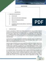 07 Boletín Climatologico Julio