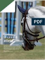 O cavalo Atleta