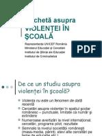 247 Violenta in Scoala