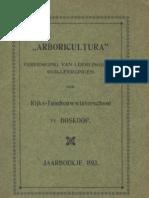 Jaarboekje 1913