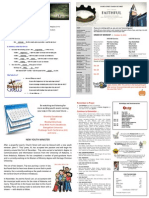 Church St Bulletin for October 18, 2015
