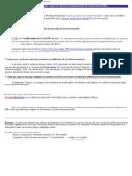Concepts et approches théoriques fondamentaux du Droit International Public