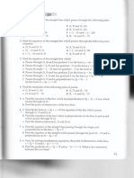 A level Mathematics_Coordinate Geometry
