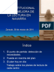 Plan Lectura Navarra
