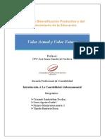 INFORME SOBRE VALOR ACTUAL Y VALOR FUTUTRO.pdf
