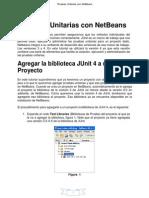 Pruebas Unitarias Con NetBeans