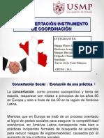 Concertacion y Acuerdo Nacional Expooo