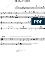 El Gran Varon - Sax-tenor
