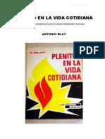 PLENITUD EN LA VIDA COTIDIANA+