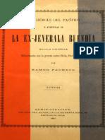 Pacheco, Ramon-La Ex-jenerala Buendia