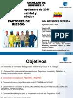 5. Salud en El Trabajo - Sist Unicafam Sep de 2015 - Factores de Riesgo-riesgo Quimico