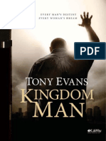Kingdom Man 1st Dvd Bible Study Curriculum