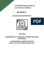 Evaluación Diagnóstica B2