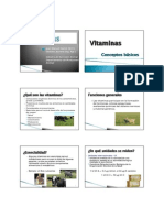 NAA 2015- Vitaminas Slides