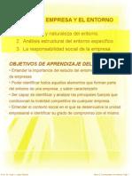 Tema 2 La Empresa y El Entorno
