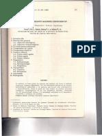 Auza y Otros 1986 - Sindrome Tetanizante Magnesio Dependiente
