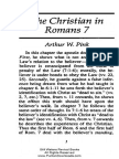 Christian in Romans 7