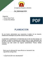 La Planeacion de una Empresa
