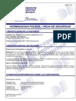 HORMIGUICIDA FOLIDOL