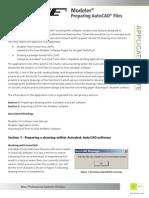 An Modeler Preparing Autocad Files Jun2009