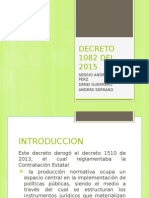 Decreto 1082 Del 2015