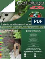 Catalogo Hydro Environment 2015