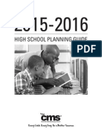 2015-16 High School Course Planning Guide