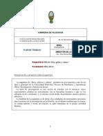 Program General Materias