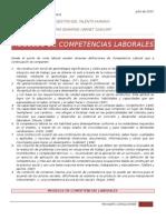 Modelos de Competencias Laborales