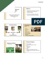 Evaluacion de Alimentos II - 2014