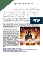 Gaurdian Hunter Super Brawl RPG download hack