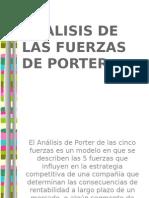 Analisis de Las Fuerzas de Porter