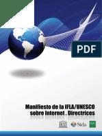 Internet Manifesto Guidelines Es