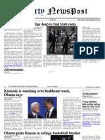 Liberty Newspost Mar-18-10 Edition