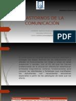 TRASTORNOS DE LA COMUNICACIÓN.odp