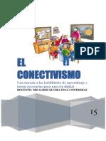 Monografía Conectivismo