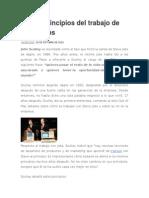 Los 11 Principios Del Trabajo de Steve Jobs