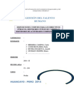 Monografia de Gestion