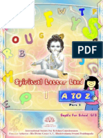eBooks - 7-9 Years, 10-14 Years - Spiritual Letter Land a - L
