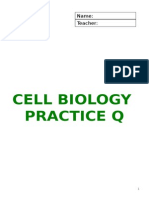 1 Cell Biology-ANS