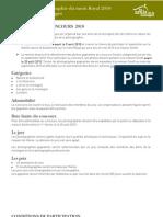 """Reglements du concours """"La montagne en images"""" 2010"""