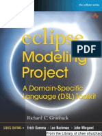 Eclipse Modeling Project a Domain Specific Language (DSL) Toolkit