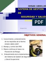 Gestión Seguridad y Salud Ocupacional