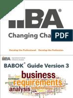 BABOK v3 Australia PD Days Australia IIBA Chapter