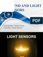 Sound and Light Sensors