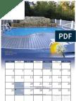 Composite Pools 2009 Calendar