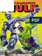 The Rampaging Hulk 02 Vol 1