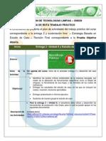 HOJ de RUTA Entorno Practico STL Nuevo Calendario